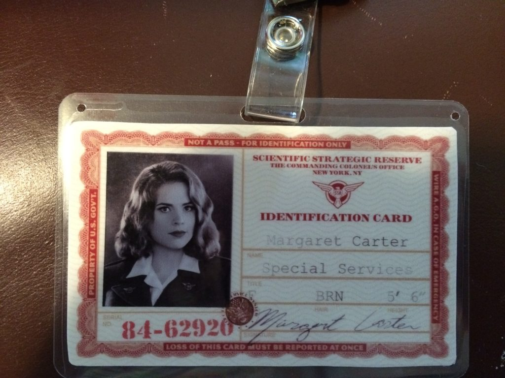 agent carter, SHIELD