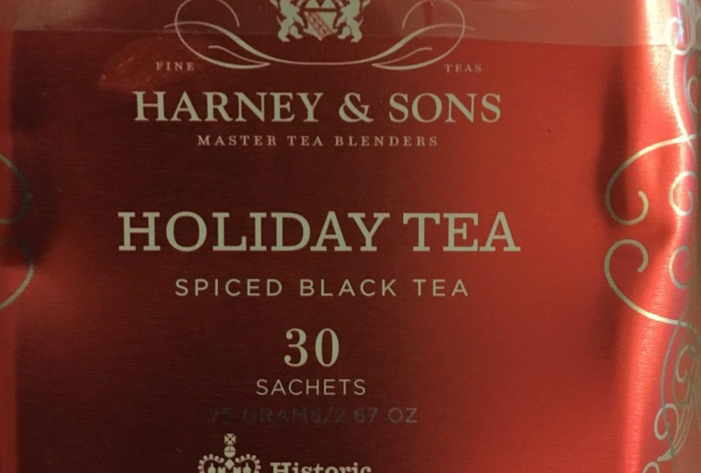Tuesday Day: Harney & Sons Teas